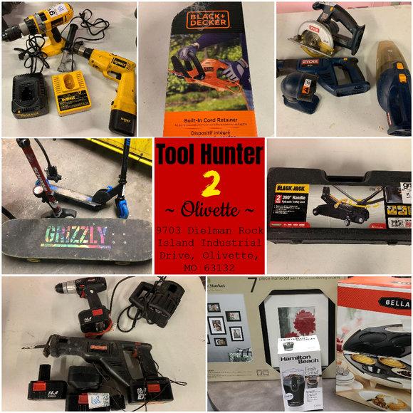 Tool Hunter 2 - Olivette