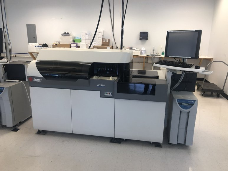 Bankruptcy Auction of Mercy Diagnostics, Inc. New Jersey Lab