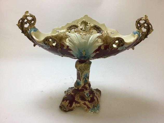 Alderfer Online: Majolica Auction: 8-19-19