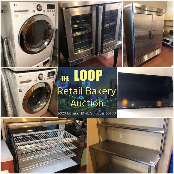 Loop Retail Bakery Auction