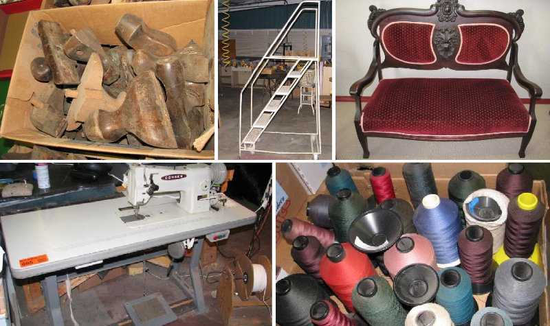 Federal Upholstery Retirement