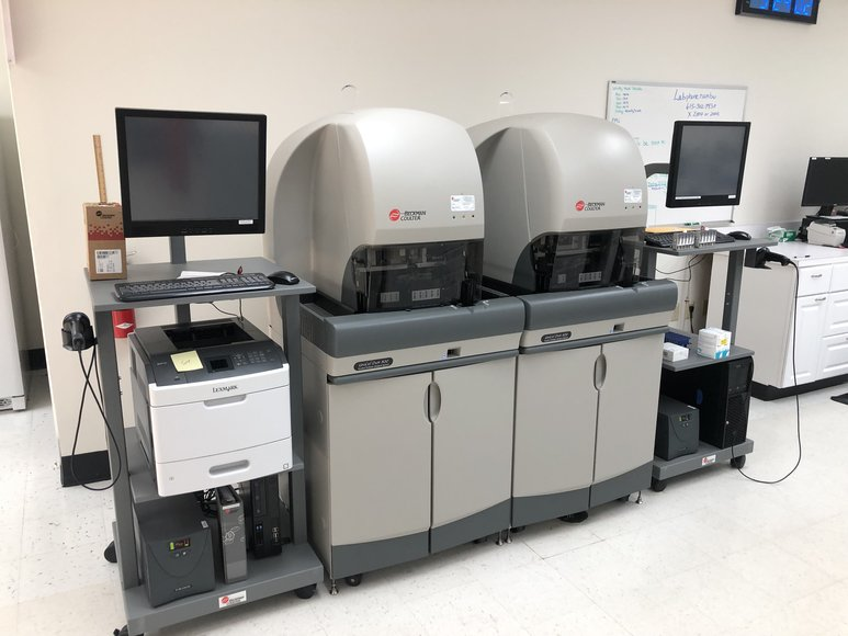 Landlord Ordered Laboratory Diagnostic Equipment Auction