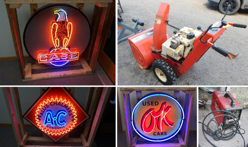 Neon Signs, Tools, Shop Supplies, Lawn and Garden, Collectibles & Household