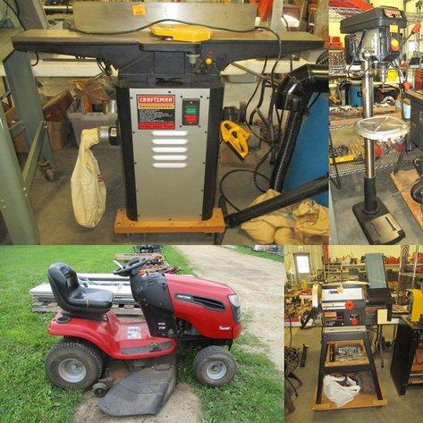 Tools, Mowers, Lawn & Garden