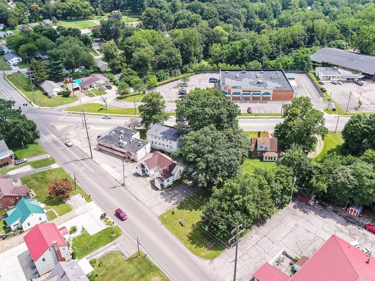 Mansfield OH Commercial Real Estate Auction