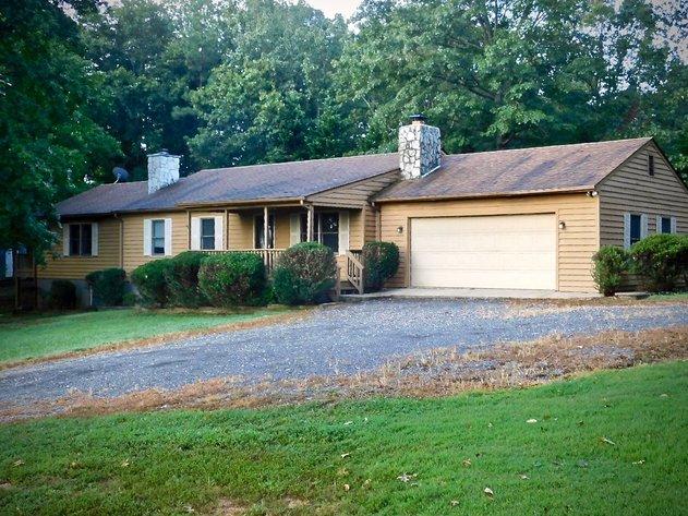 Solid 3 BR/2 BA Home on 1.4 +/- Acres in Orange County, VA
