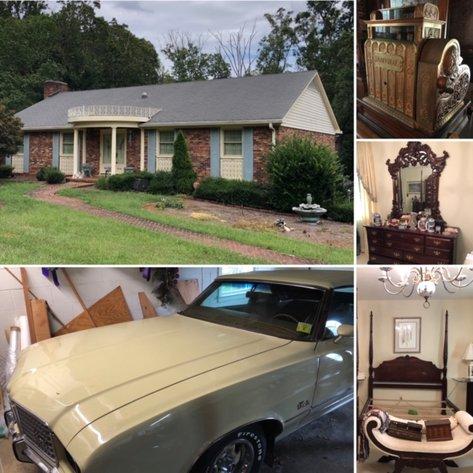 Real Estate & Merchandise in Pfafftown, NC