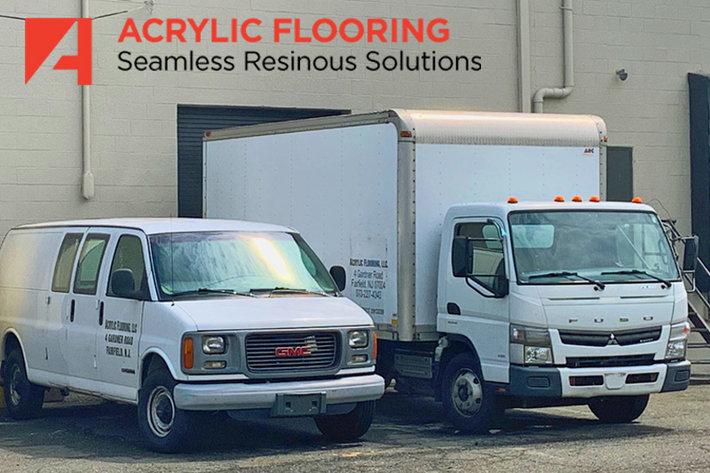 Acrylic Flooring Installer