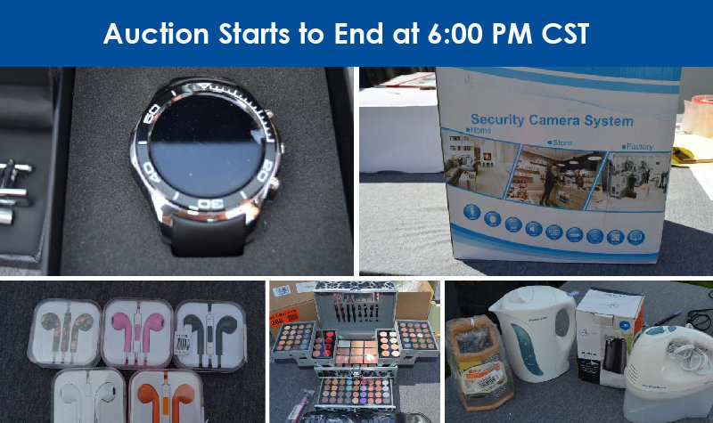 Great Deals Inventory Reduction Auction