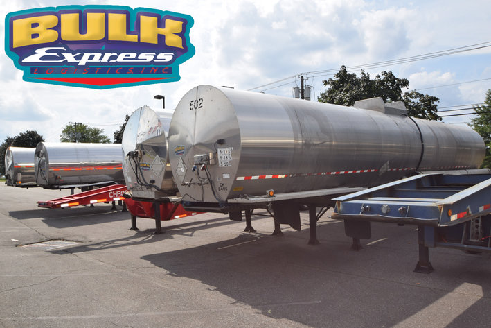 Truck Tractors, Chassis, Tank & Van Trailers
