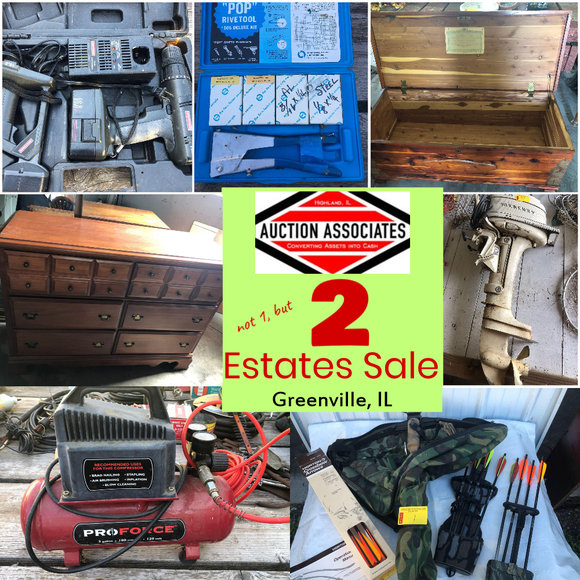 Auction Associates - 2 Estates Sale