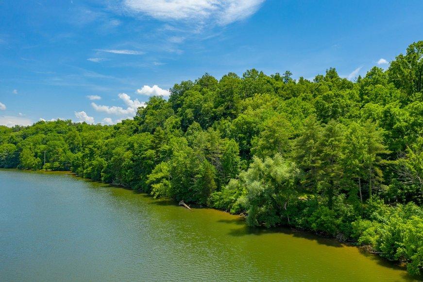 145 Acres Overlooking the New River: Draper, VA