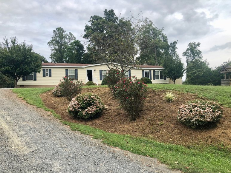 Move-In Ready 3 BR/2.5 BA Manufactured Home on 1 Acre Lot in Madison County, VA