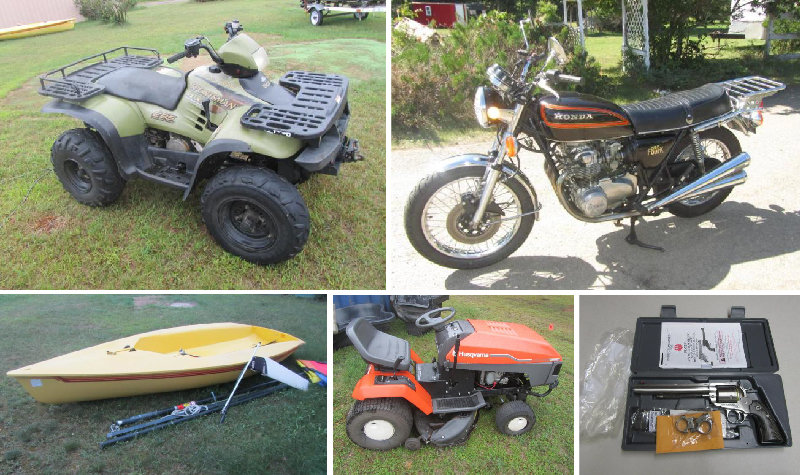 Ideal Corners September Consignment Auction