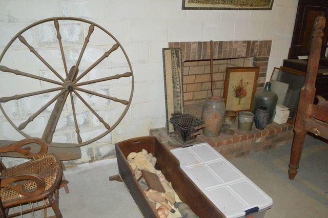 House & Antique Contents