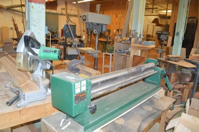 Wood, Stone & Metal Fabrication Shop