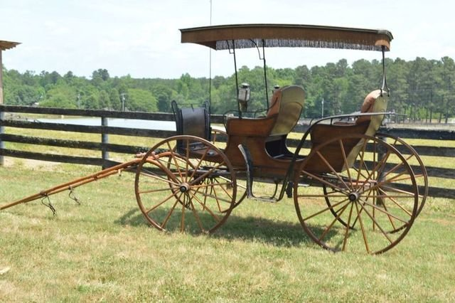 Horse Buggies, Saddles, Farm Equipment, Vintage Items, Collectibles