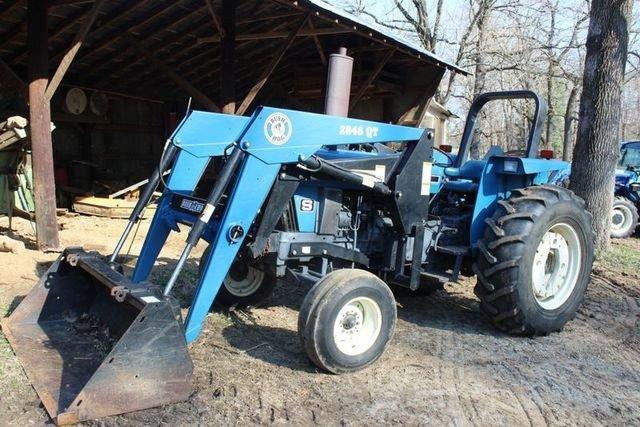 Dump Truck, Bobcat, Skidder, & Farm Equipment