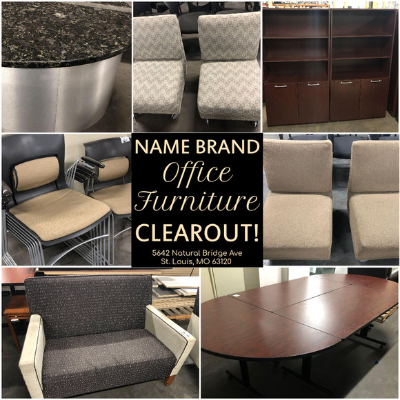 Name Brand Office Furniture Clearout