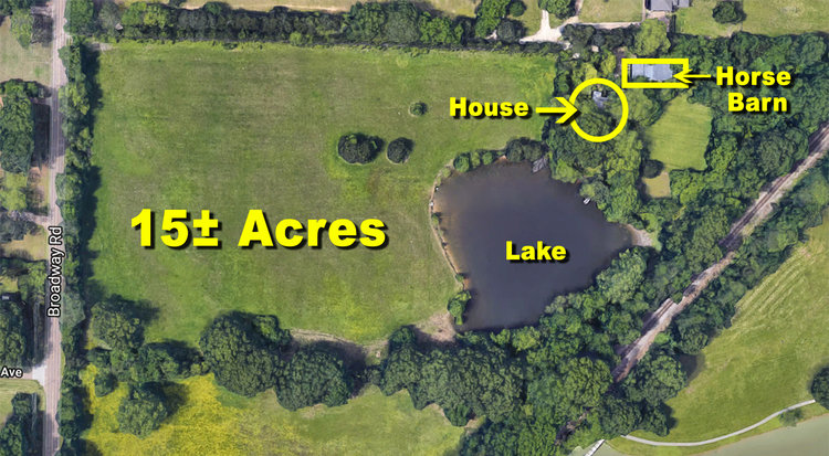 Bob Page Estate ~ 4200 Broadway Rd, Bartlett, TN House & 15±Acres ~ No Reserve Auction
