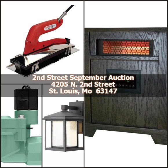 2nd Street September Auction