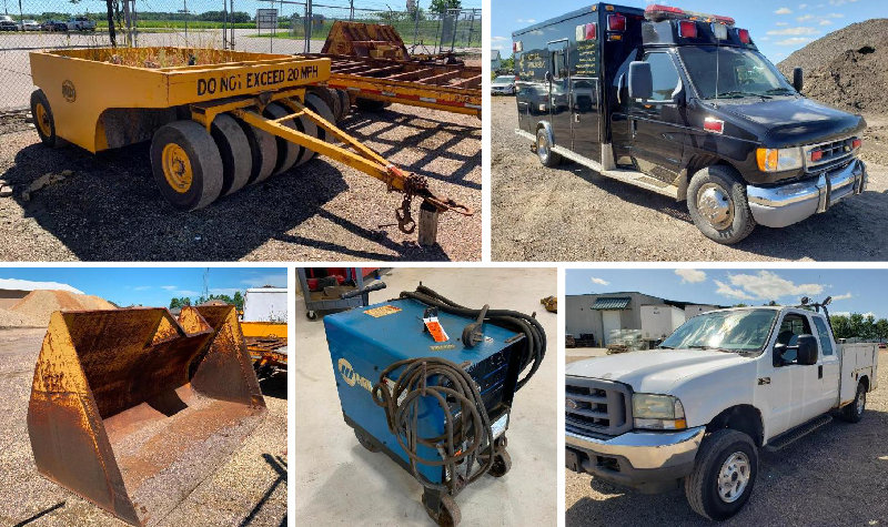 Scott County Surplus Equipment