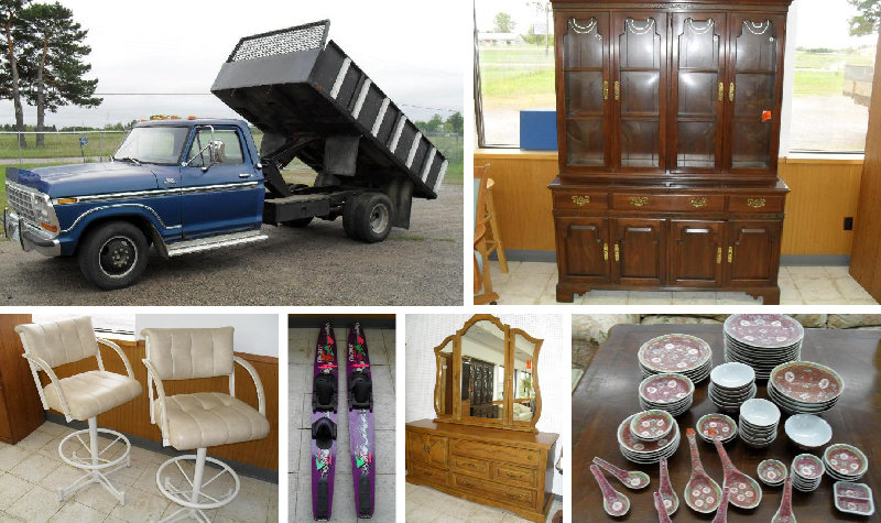 1974 Ford 1 Ton, Furniture, Vintage, Household, Lawn and Garden
