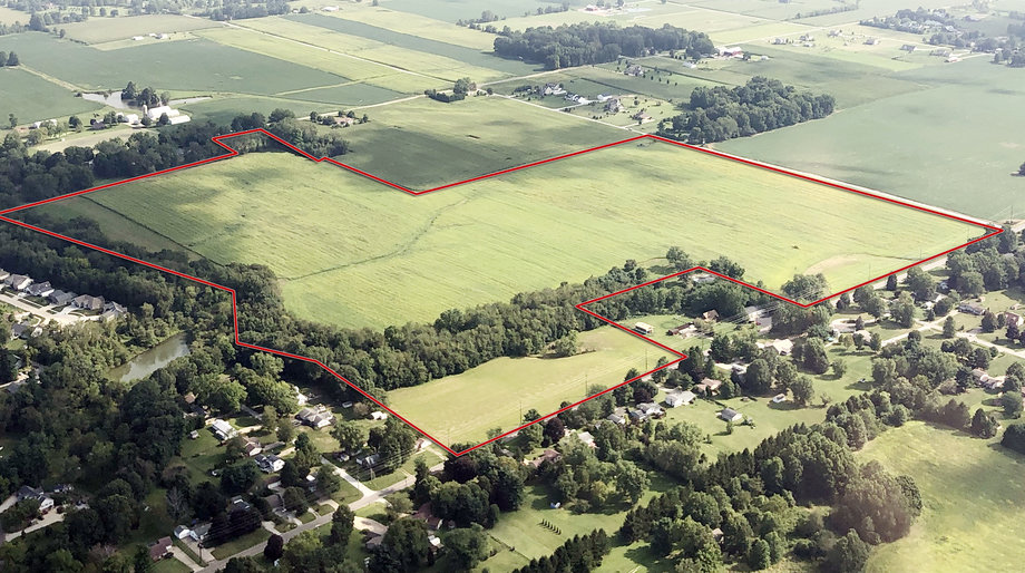 WOOSTER NORTH END  DEVELOPMENT and AGRICULTURAL LAND ABSOLUTE AUCTION