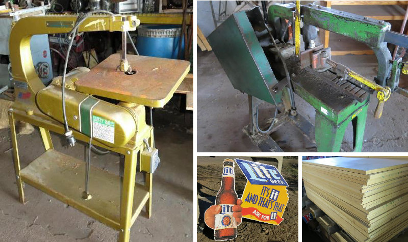 Ed Vogel Estate Auction #6 - Tools and Hardware