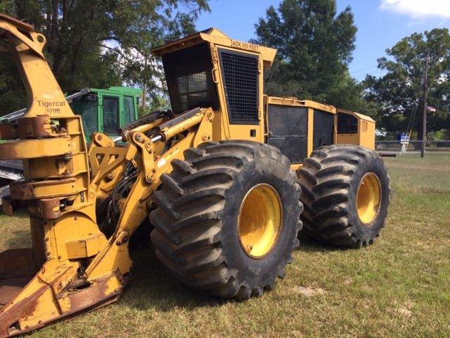 Logging Equipment Consignment Auction