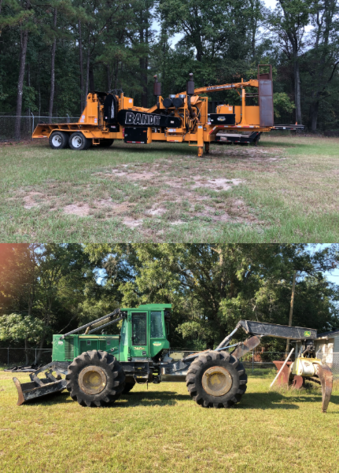 Logging Equipment Consignment Auction