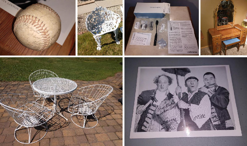 Maplewood Estate Sale: Disney, Vintage, Antiques, & More