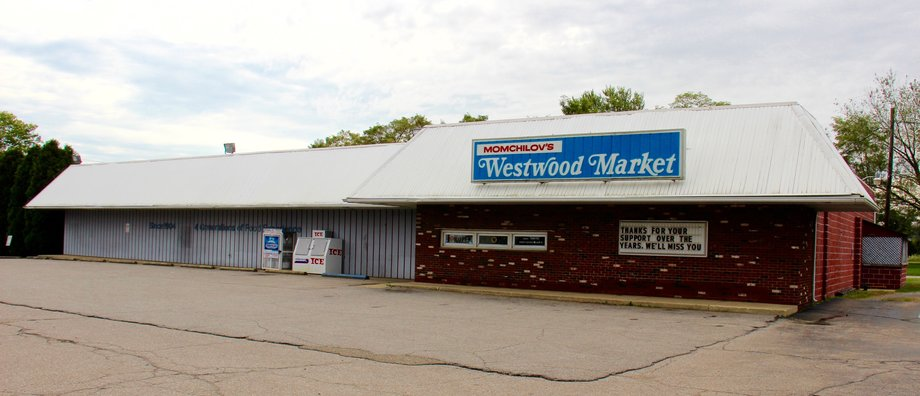 WESTWOOD MARKET  REAL ESTATE & EQUIPMENT AUCTION