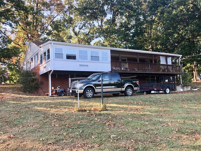 2 BR/2 BA Brick Home w/Basement & Detached Garage/Shop on 2.2 +/- Acres in Augusta County, VA