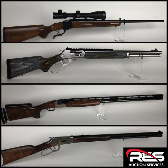One Owner 250 GUN and AMMO AUCTION