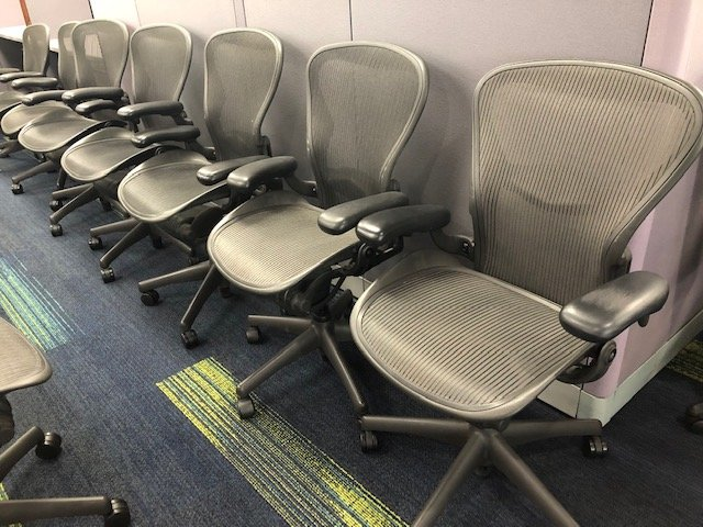Mason OH Office Furniture Auction
