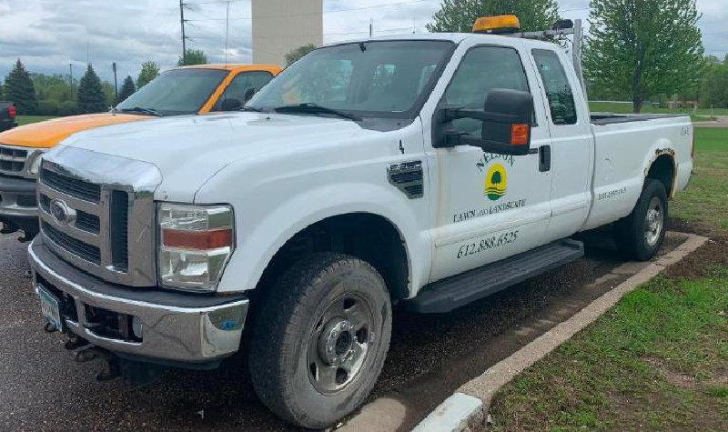 (4) Lawn Mowers, 1998 Ford F-250 & 2008 Ford F-250