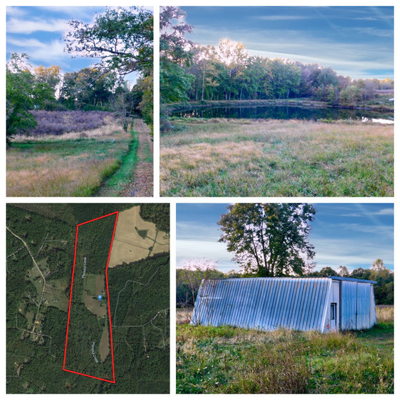 100 +/- Acres of Spotsylvania County Land--SELLS to the HIGHEST BIDDER via ONLINE ONLY BIDDING!!