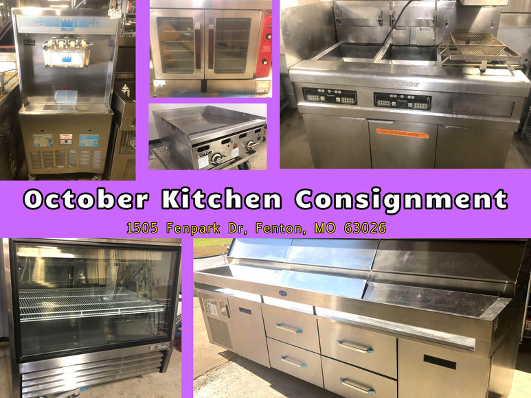 October Kitchen Consignment