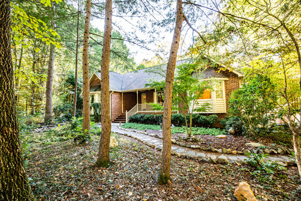 Well Built 5 BR/3.5 BA Brick Home on 4.9 +/- Acres in Desirable