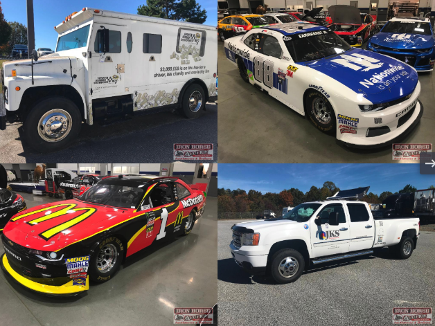 Race Cars, Pickup Trucks, Car Trailers, Event Trailers, Vintage Vehicles, Event Displays, Commercial Printers, and Much More