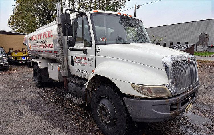 Fuel Oil Delivery Trucks & Work Vans