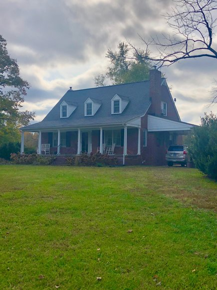 3 BR/2 BA Brick Home w/Large Barn, Riding Ring & Pond on 21.8 +/- Fenced Acres in Louisa County, VA