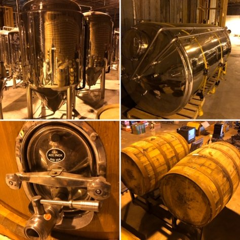 Assets of Oaks & Dagger Brewery