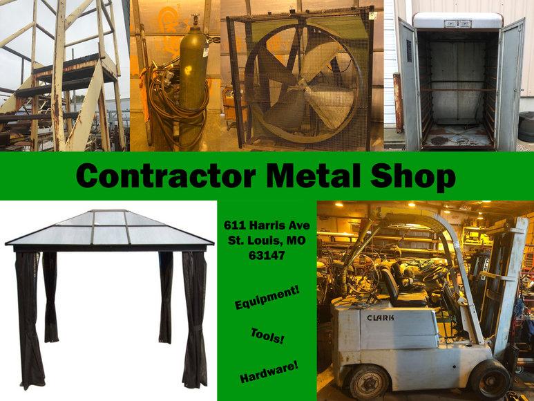 Contractor Metal Shop