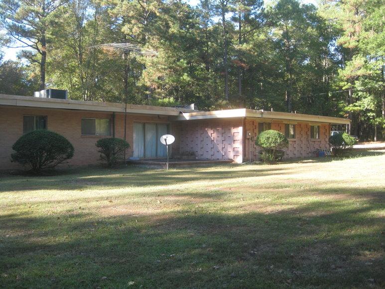 3 BR/1 BA Brick Home on 4.5 +/- Acres in Brunswick County, VA