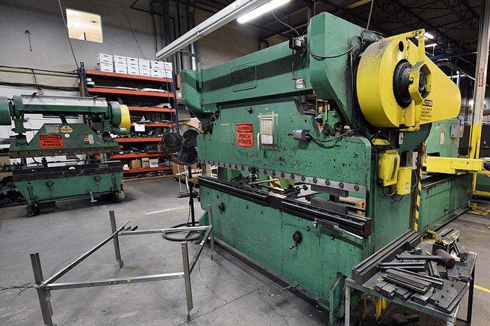 Nedco Conveyor - Metal Working Equipment