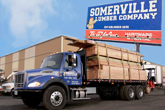 Somerville Lumber - Building Materials, Woodworking Equipment & Trucks