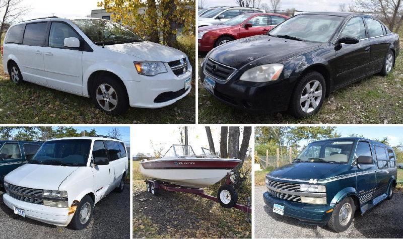 MN Adult & Teen Challenge Fleet Vehicles