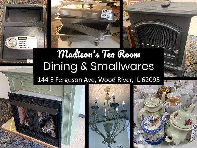 Madison's Tea Room - Dining & Smallwares